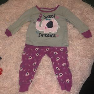 Other - 12 month pajamas